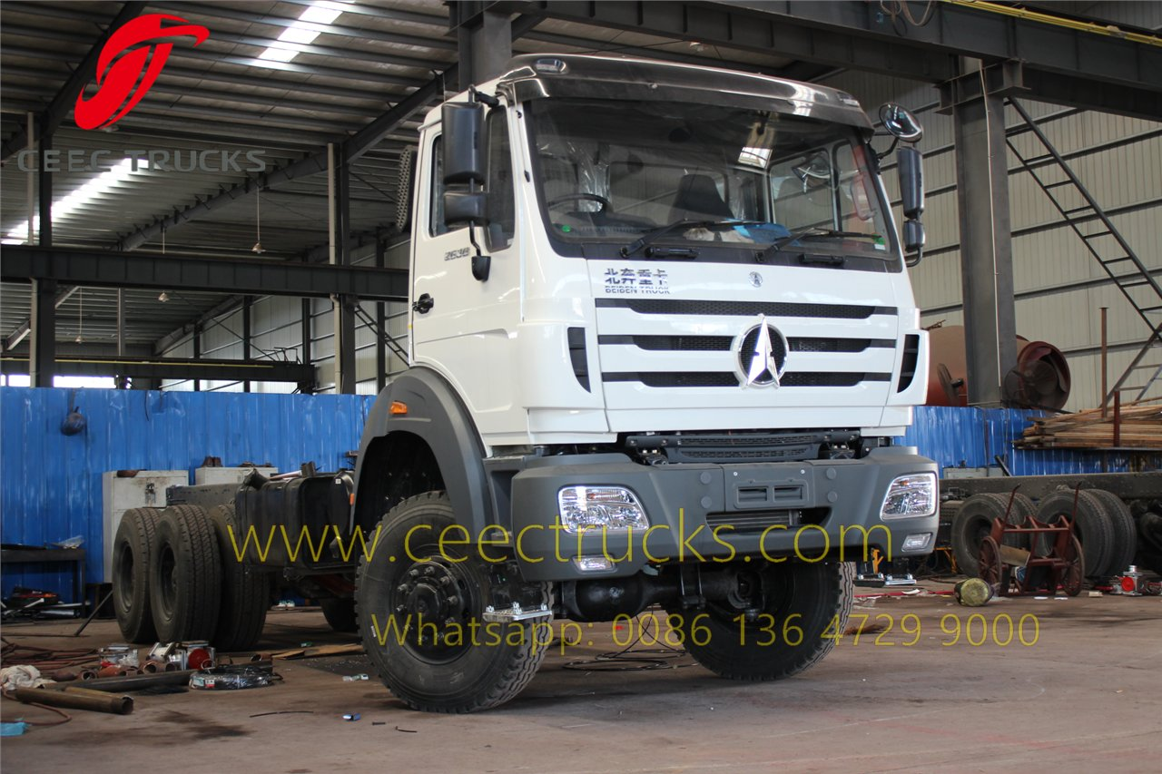beiben 20 CBM water truck supplier