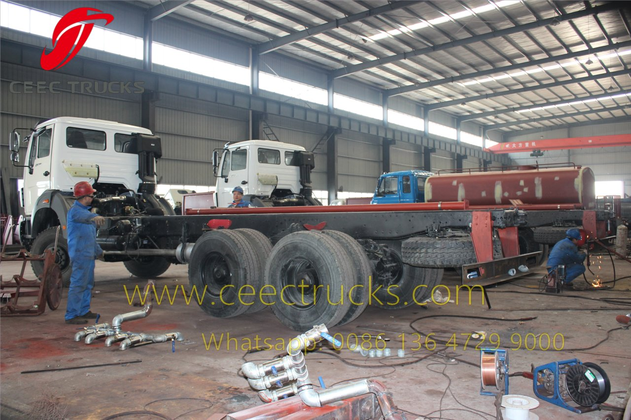 china water truck supplier