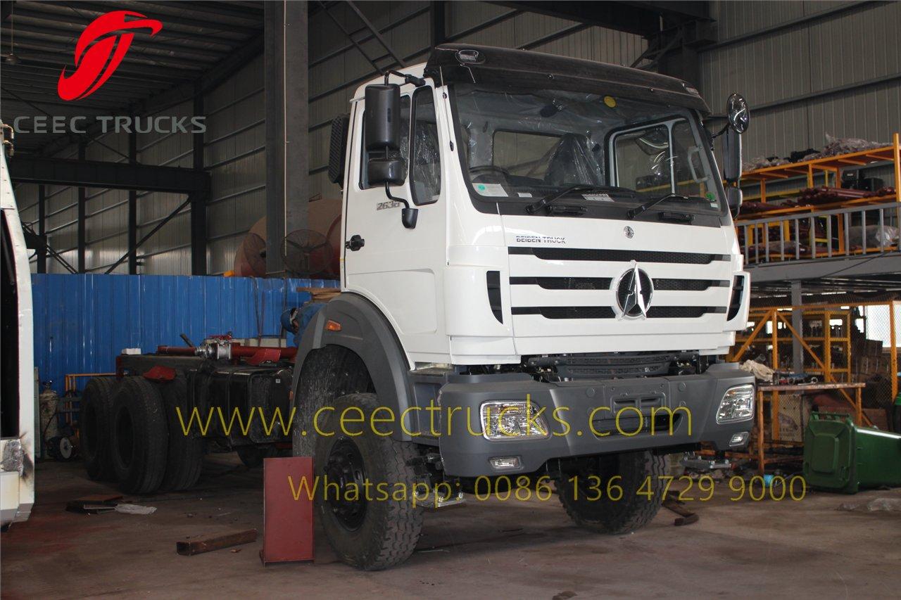 beiben 2638 water truck