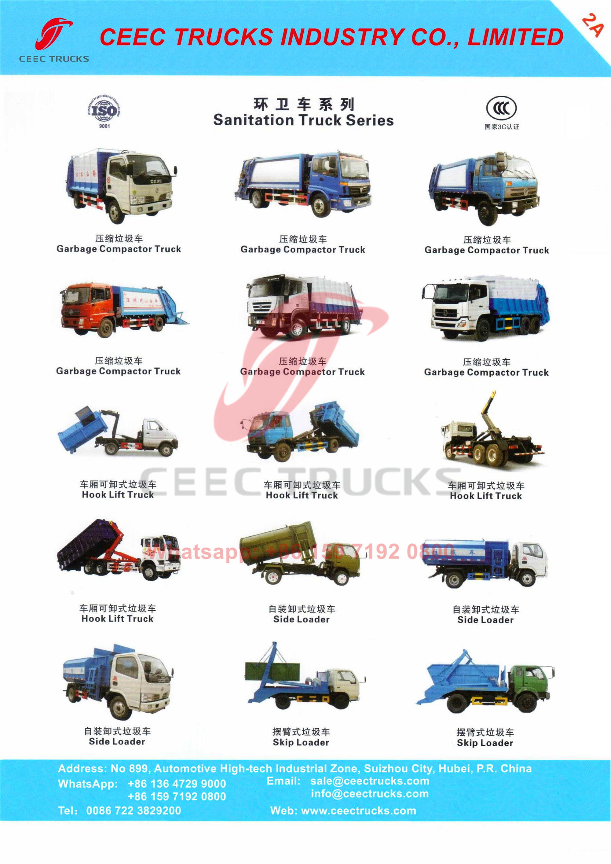 CEEC Products Overview Catalogue