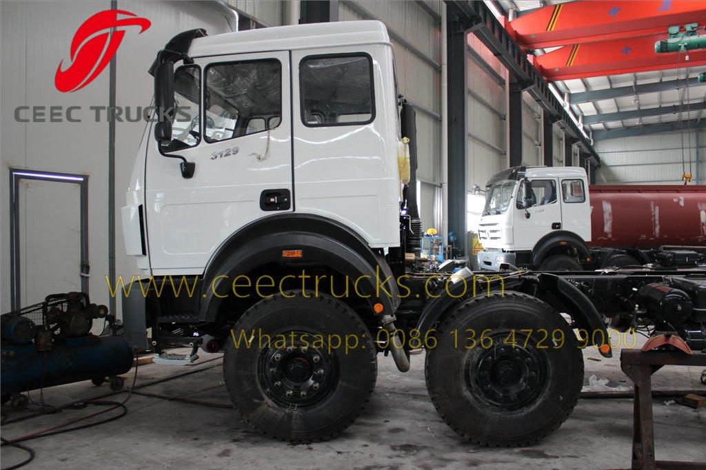 beiben 40 CBM fuel truck