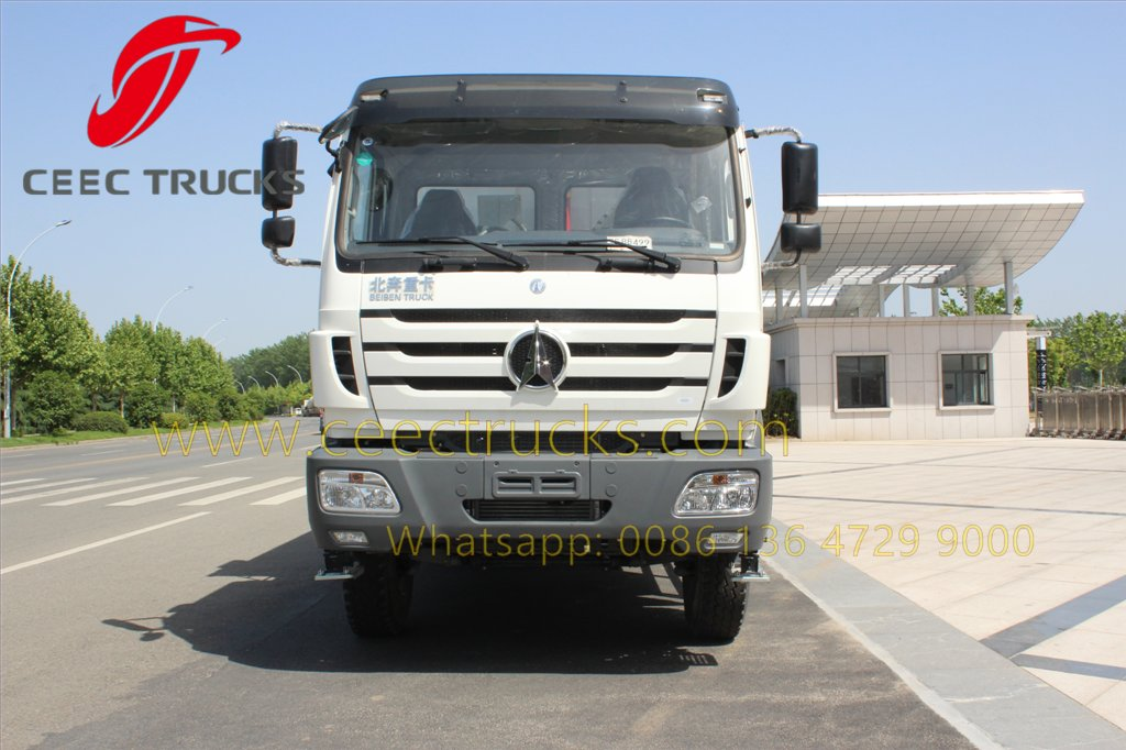 beiben dump truck supplier