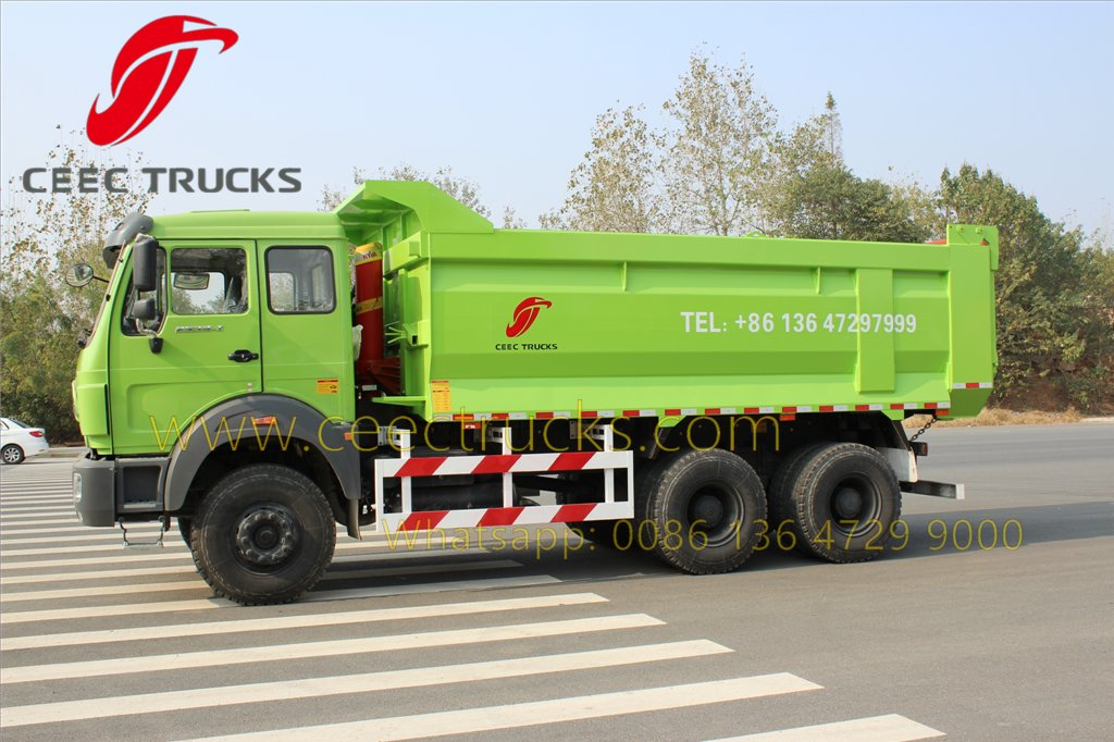 congo beiben trucks