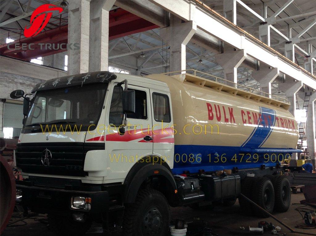 beiben bulk cement truck