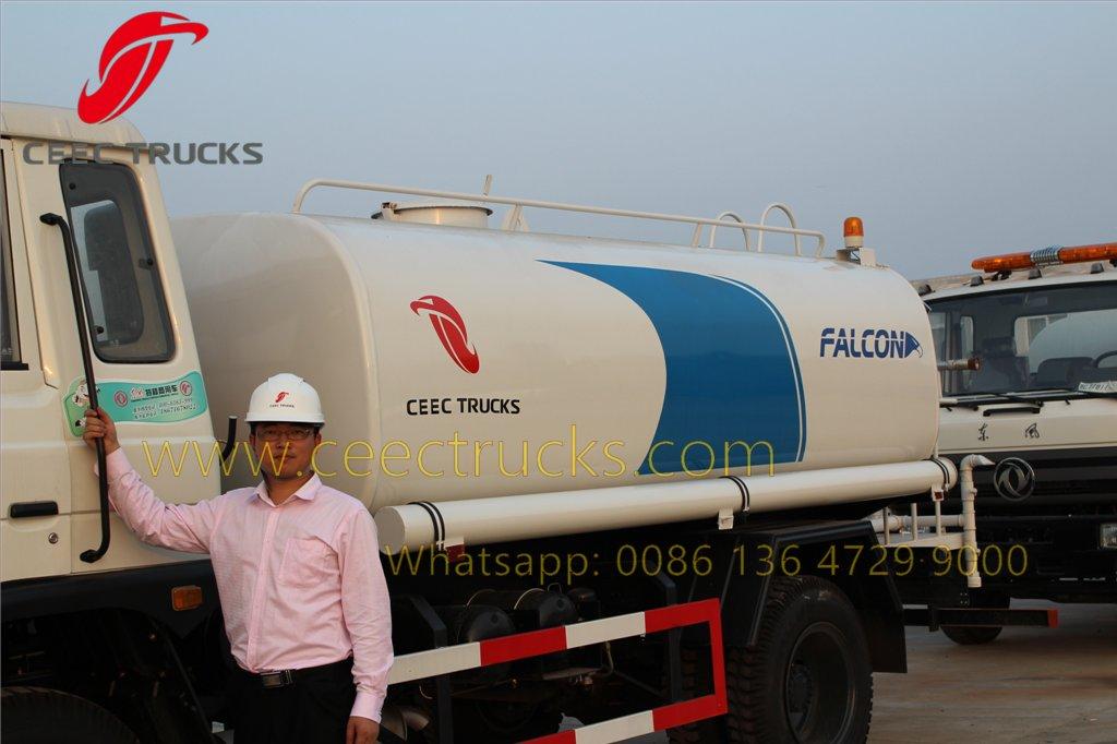 china water truck