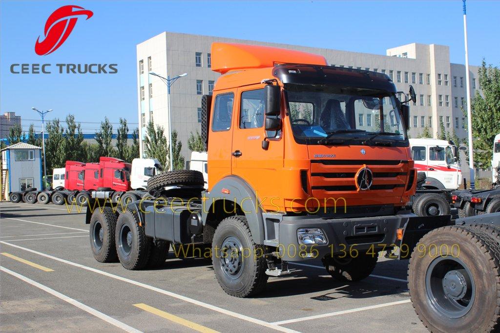 beiben 2638 tractor truck