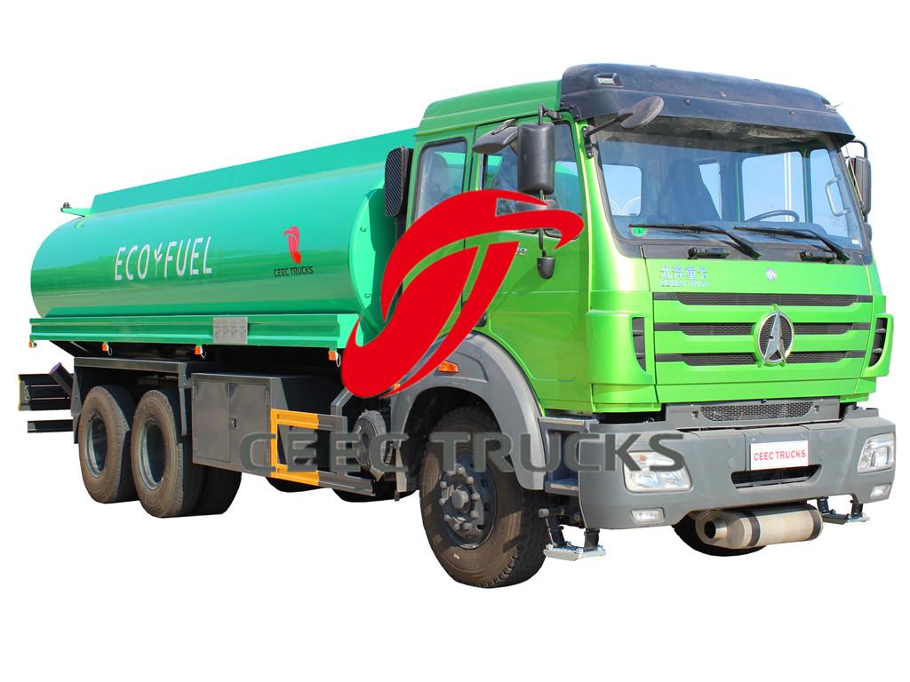 Beiben 2530 fuel tanker truck