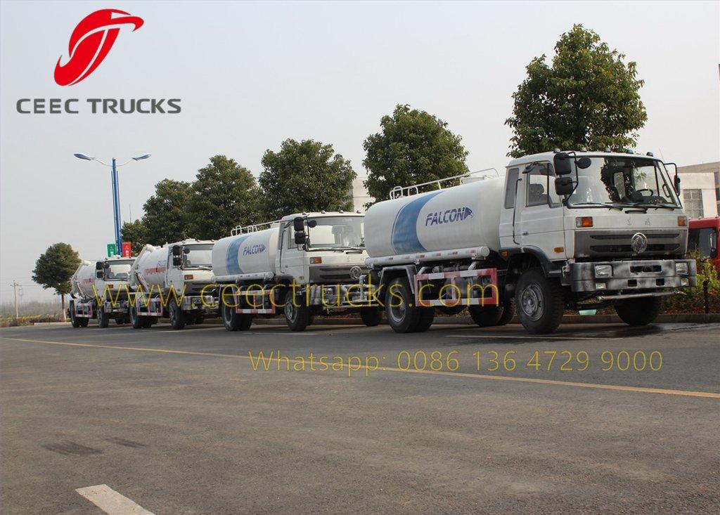best vacuum tanker truck