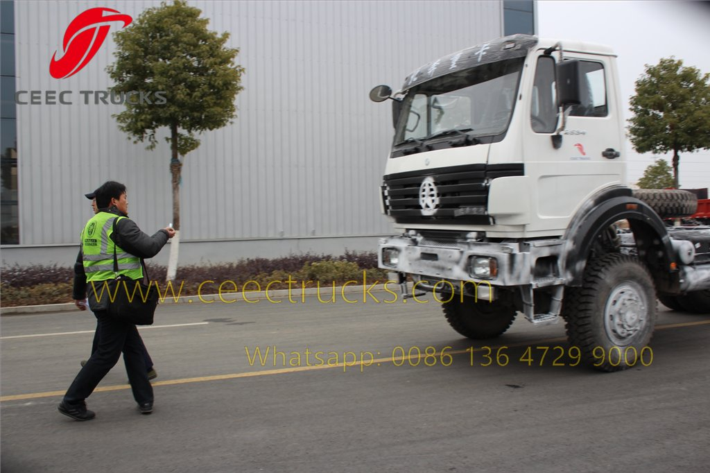 congo beiben trucks supplier