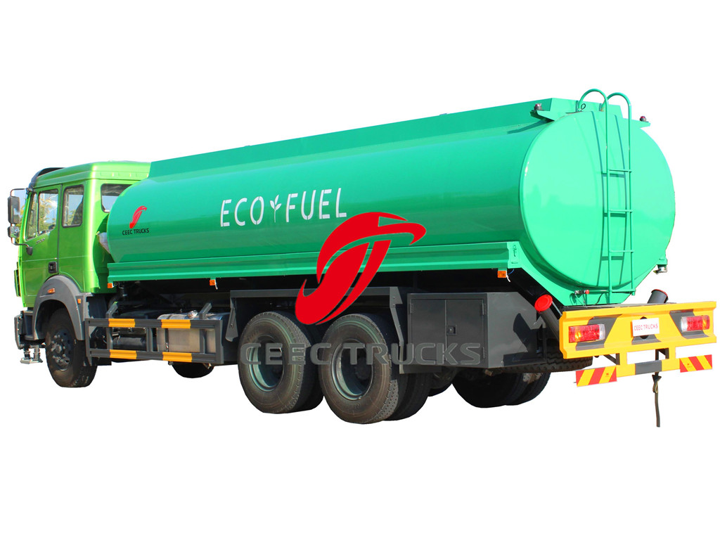 Beiben NG80B oil refueling tanker truck sale