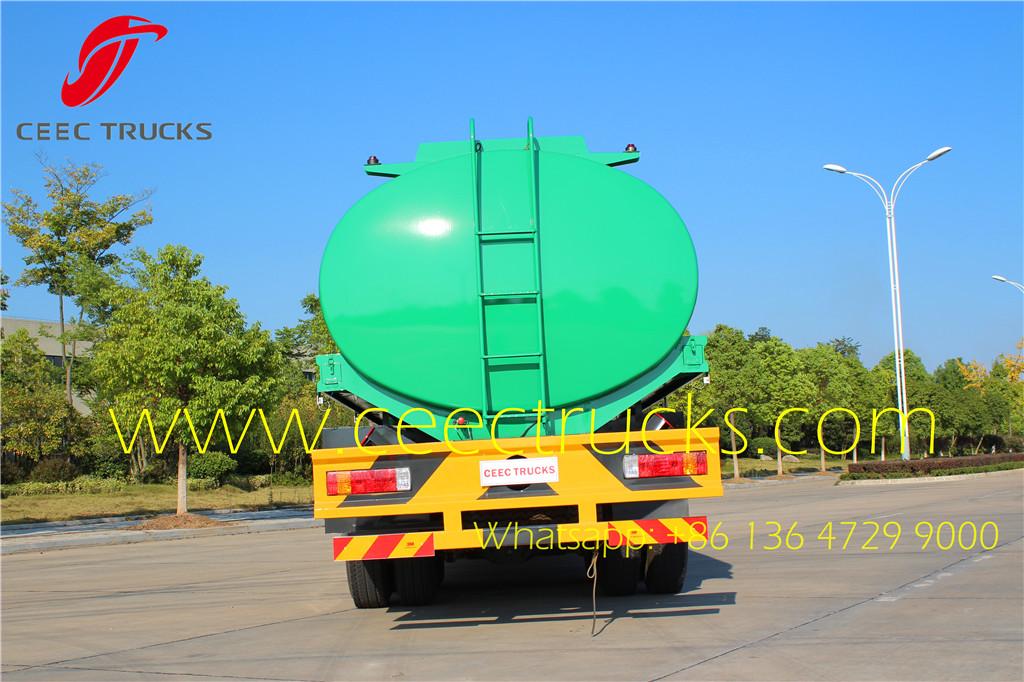 Beiben 300HP NG80B fuel bowser truck