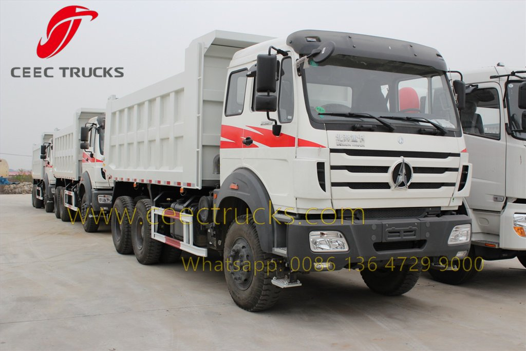congo north benz truck