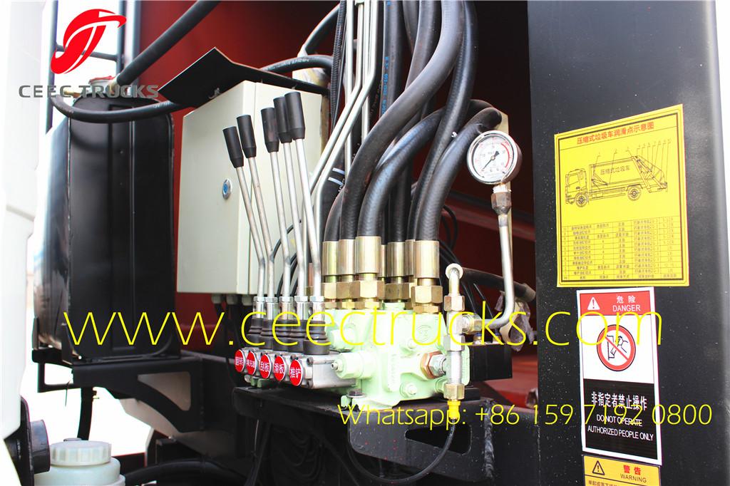 hydraulic oil tanker supplier 80L, 140L, 180L, 220L