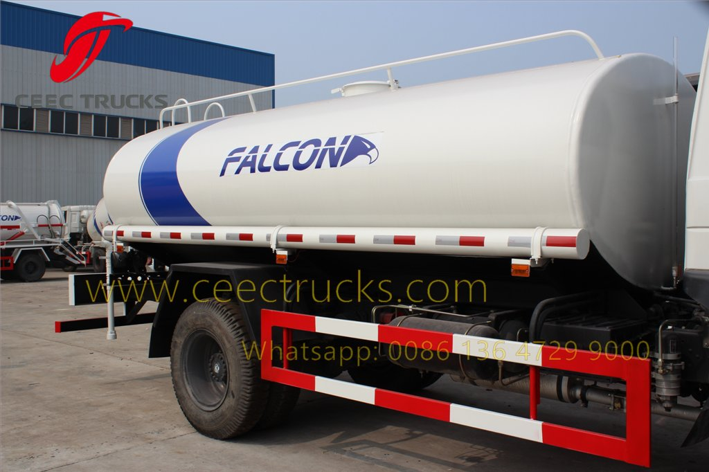dongfeng water tanker