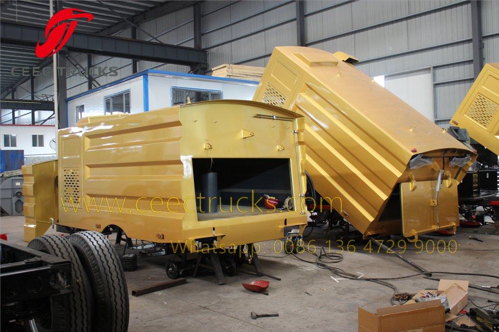 road sweeper truck kits