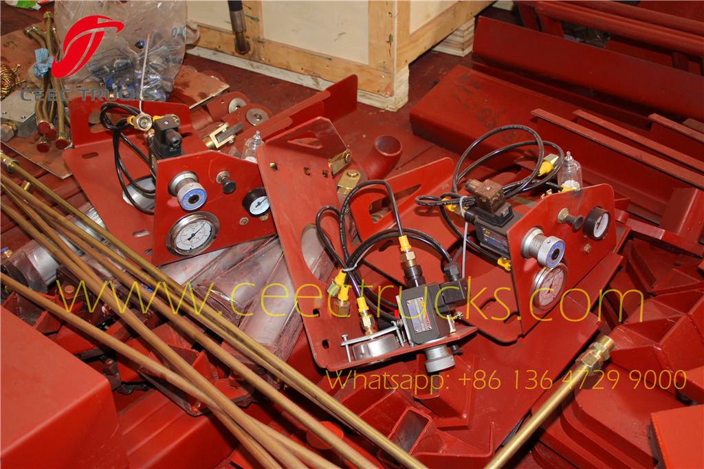 CE standard pressure relays