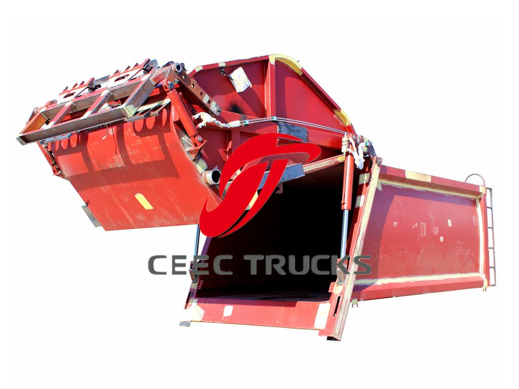 4CBM refuse compactor truck kit