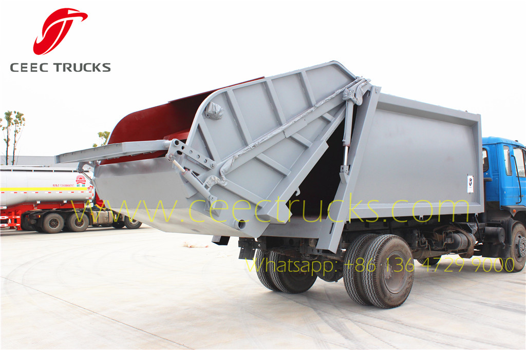 8CBM rubbish collector up kit export Austrial