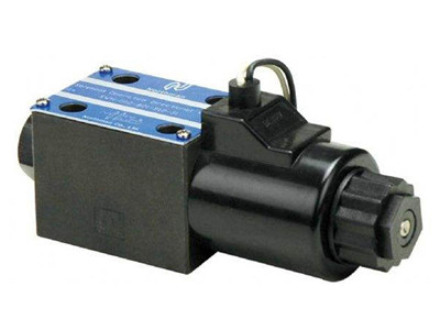 Electromagnetic flow valve
