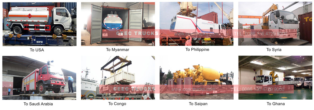 CEEC supply export shipping