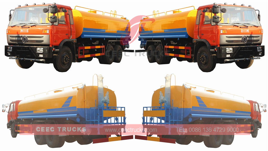 CEEC supply DONGFENG 20cbm water bowser