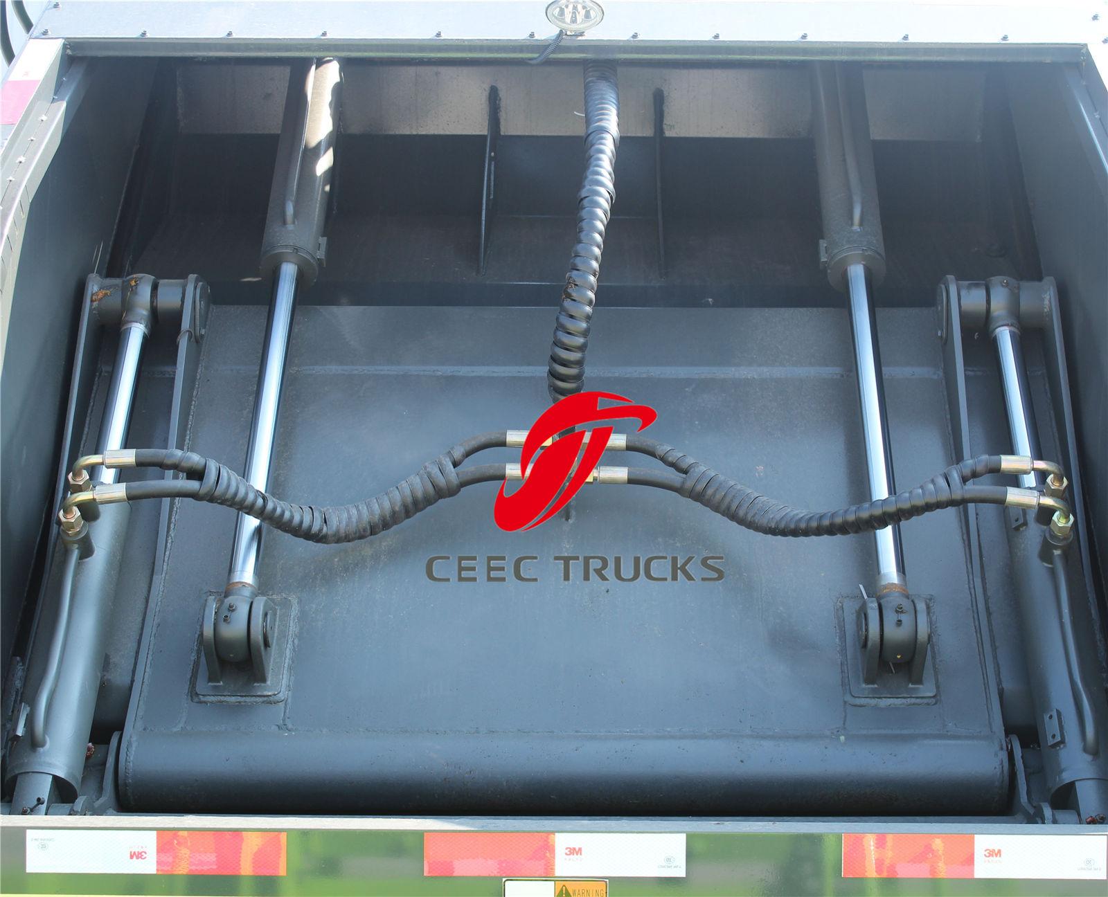 CEEC designed Reinforced cylinder system, long time service
