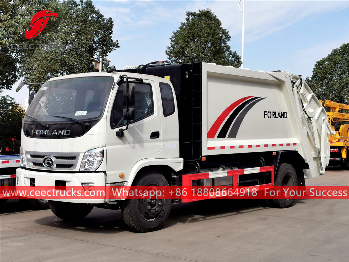 FOTON Rear loader