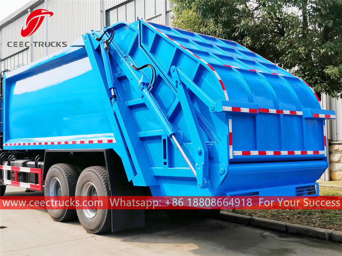 Waste compactor for sale