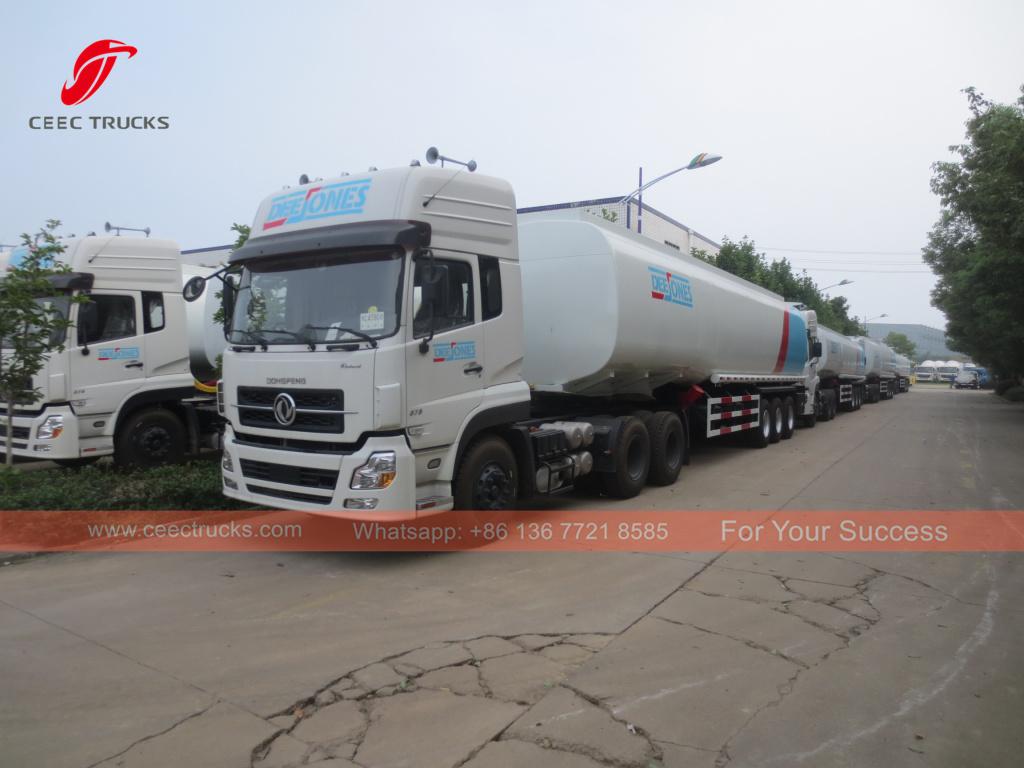 SINOTRUK HOWO Fuel Diesel Oil Delivery Tanker Trucks case