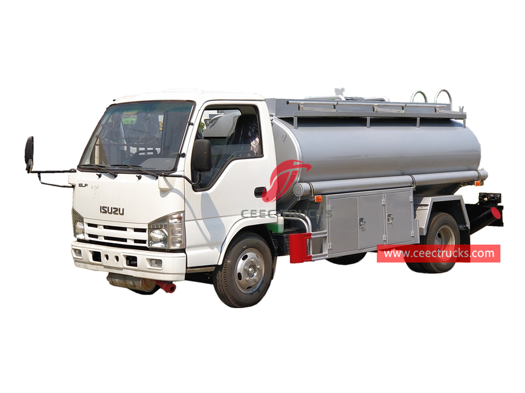 ISUZU Fuel tanker truck