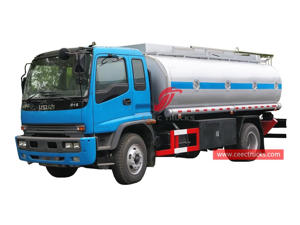 ISUZU FTR diesel bowser