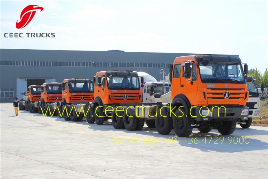 Buy Beiben 12 Wheeler Tipper Truck,Chinese Beiben 12 ...