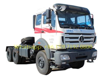 Kenya export Beiben 2538 tractor trucks