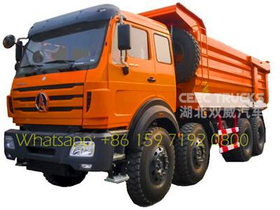 best beiben 12 wheeler dumper trucks