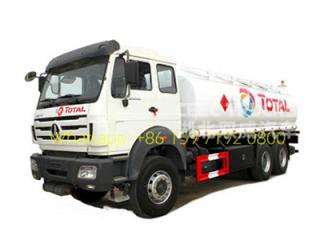 north benz 20000 Liters oil tanker trucks