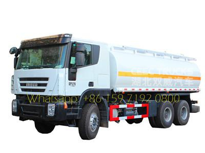 best IVECO 20 CBM fuel tanker truck supplier