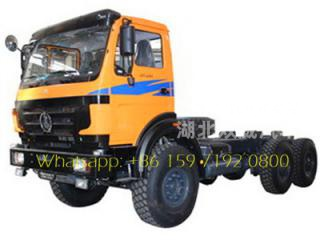 China Trucks North benz trailer head 280HP Tractor Truck