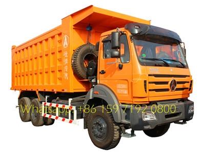 Beiben tractor truck for Congo North Benz camion tracteur 2634