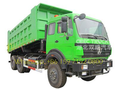 Hot Sale Beiben 35ton tipper truck Beiben camion benne 10 wheels dump truck
