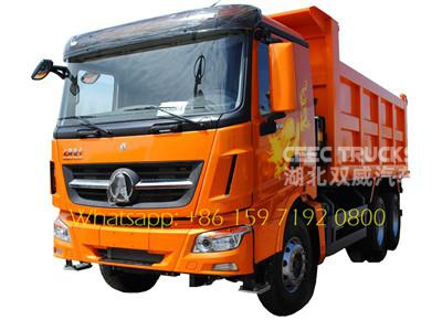 V3 dump truck Beiben 25ton camion benne with benz technology