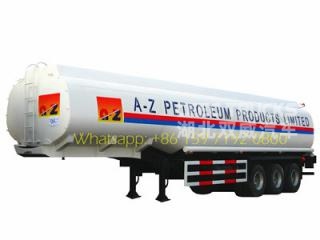 best quality 42 CBM fuel tanker semitrailer for sale