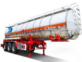 africa 3 axle fuel tanker truck supplier