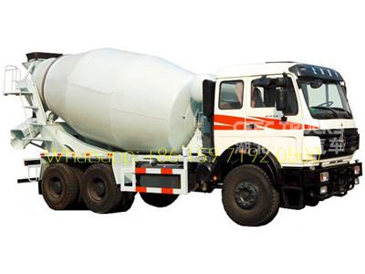Best price beiben 9 CBM cement mixer truck on sale