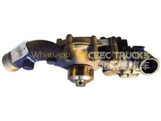 Beiben series WEICHAI engine water pump supplier