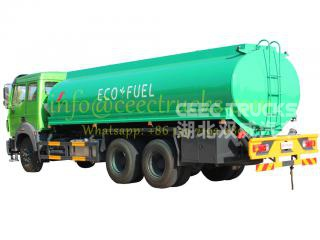 Beiben 20000 liters aviation fuel trucks for sale export Africa