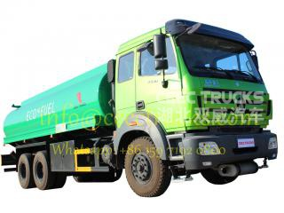 BEIBEN 20CBM mobile fuel station truck