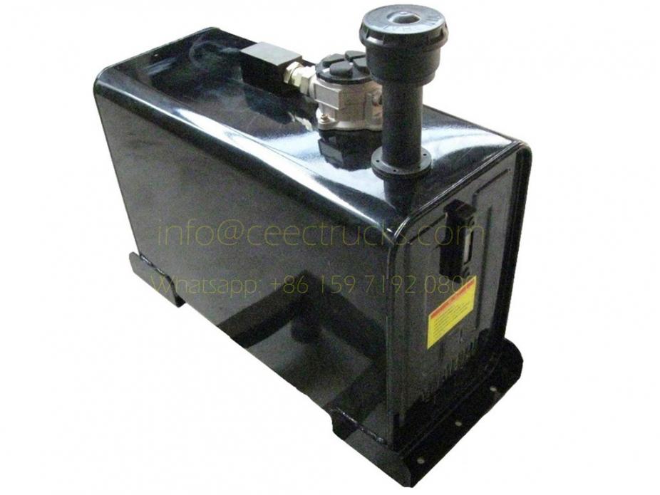 Refuse Truck hydraulic oil tank capacity 80L / 120L / 180L / 220L