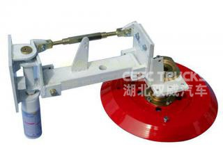 sweeper bracket and plate service for road cleaning