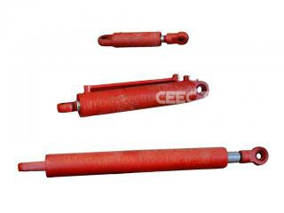 Road sweeper special used hydraulic cylinder low price