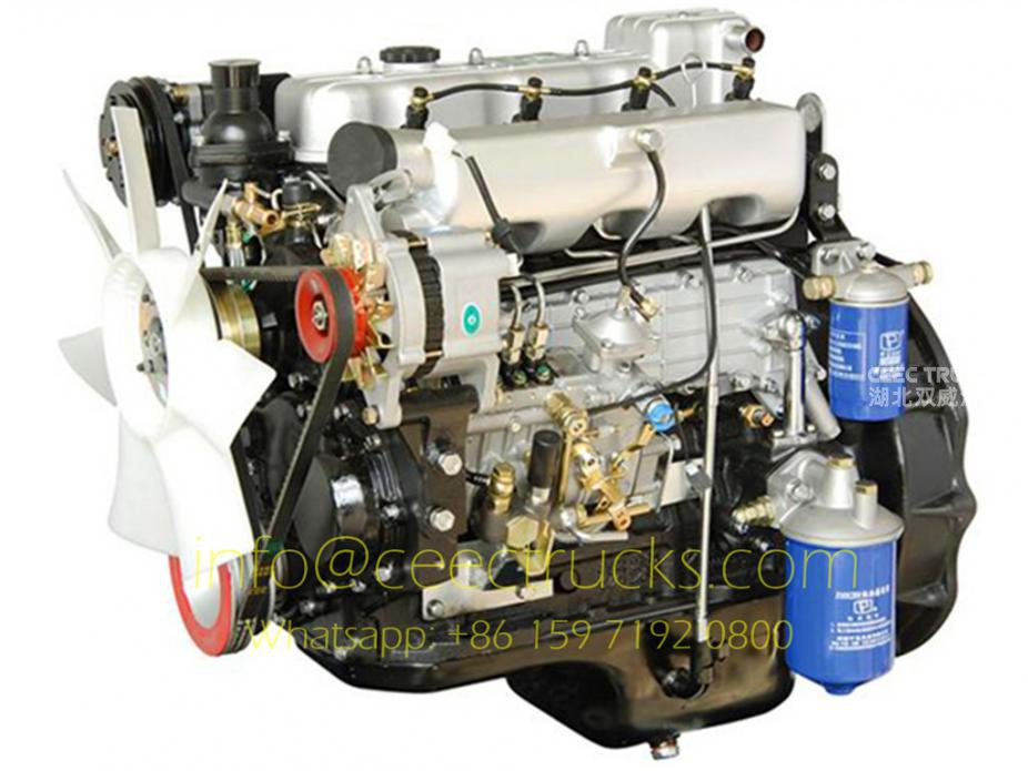 ISUZU technology Auxiliary engine with 57Kw power